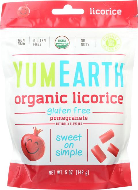 Pomegranate Licorice