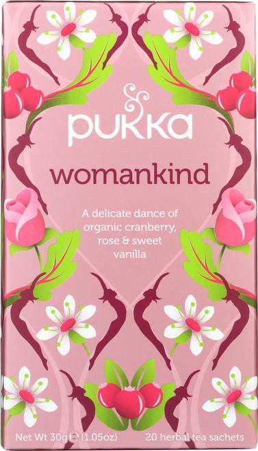 Organic Herbal Tea Womankind