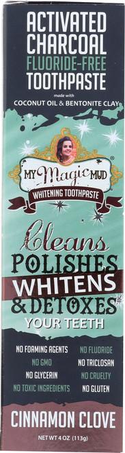 Toothpaste-Cinnamon Clove