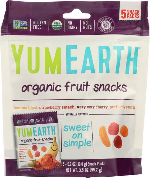 Fruit Snacks Snack Packs