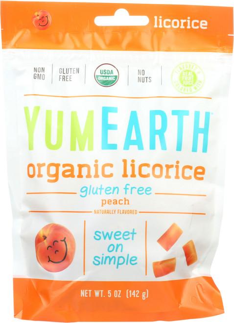 Peach Licorice