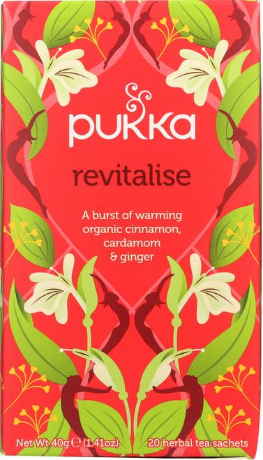 Organic Herbal Tea Revitalise