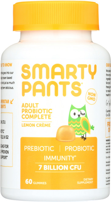 Adult Probiotic Complete Lemon Crème Lemon Crème