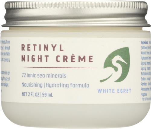 Retinyl Night Crème Sea Minerals