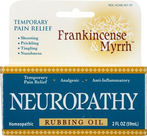 Neuropathy Rubbing Oil