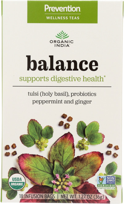 Functional Tea Balance