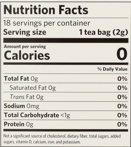 Functional Tea Balance 18 Bags 1.27oz