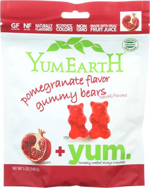 Pomegranate Gummy Bears