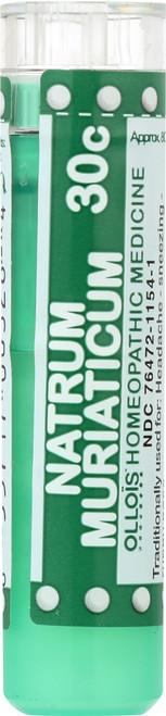 Natrum Muriaticum 30C Pellets