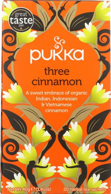 Organic Herbal Tea Three Cinnamon