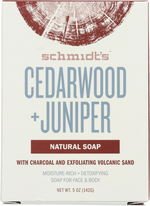 Bar Soap Cedarwood + Juniper
