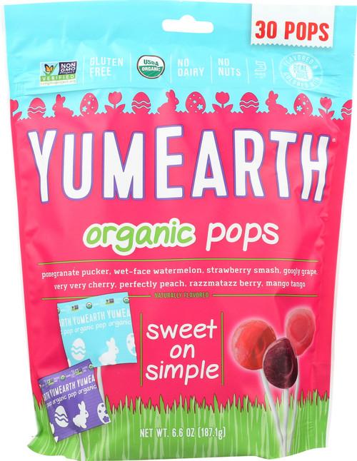 Fruit Pops-Easter Organic