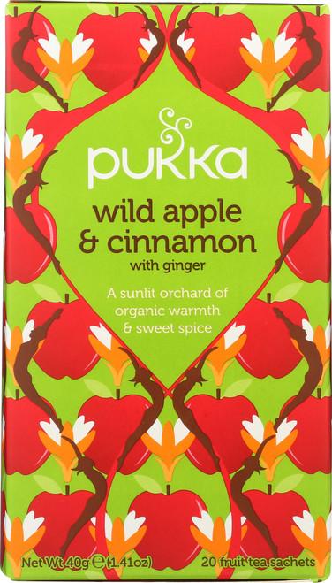 Organic Herbal Tea Wild Apple & Cinnamon