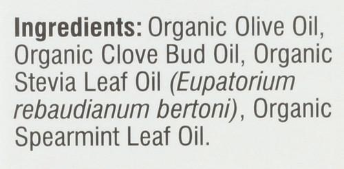 Baby Tooth Oil Organic  0.5 Fl oz 15 Ml