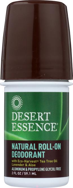 Deodorant-Roll On-Tea Tree