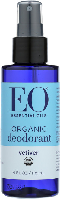 Eo® Deodorant Spray Vetiver Vetiver