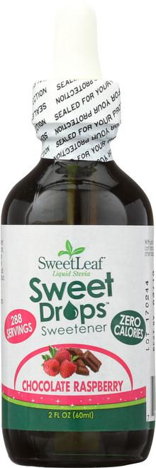 Sweet Drops-Stevia-Chocolate Raspberry