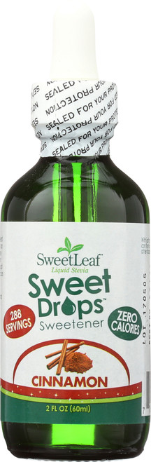 Sweet Drops-Stevia-Cinnamon