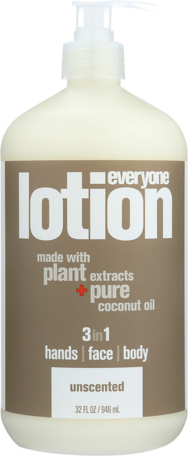 Everyone Lotion Unscented Unscented