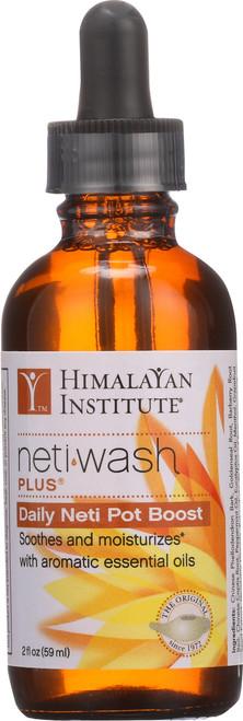 Neti Wash Plus Daily Neti Pot Boost