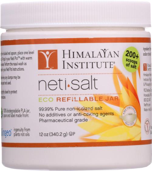 Neti Salt Eco Refillable Jar