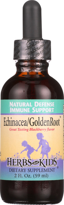 Echinacea/Goldenroot Blackberry