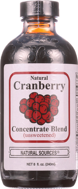 Cranberry Concentrate, Unsweetened