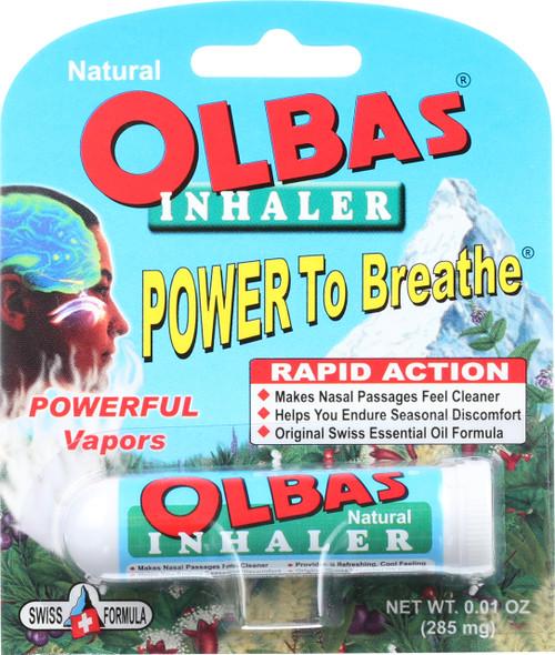 Inhaler Aromatherapy