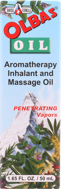 Oil Aromatherapy Inhalant And Massage Oil