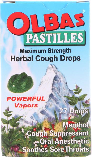 Pastilles Herbal Herbal Cough Drops