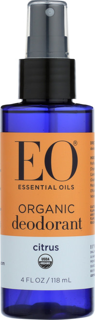 Eo® Deodorant Spray Citrus Citrus