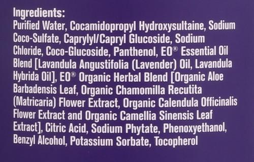 Everyone Soap Lavender Aloe Lavender Aloe Lavndr&Aloe 32 Fl oz 946 Ml