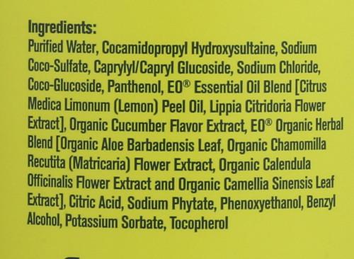 Everyone Men's Soap Cucumber Lemon Cucumber Lemon Men 32 Fl oz 946 Ml