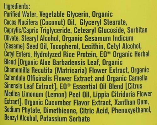 Everyone Men's Lotion Cucumber Lemon Cucumber Lemon Men 32 Fl oz 946 Ml