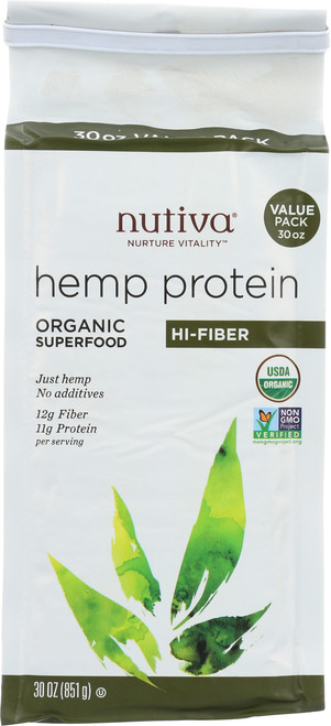 Hemp Protein Hi-Fiber