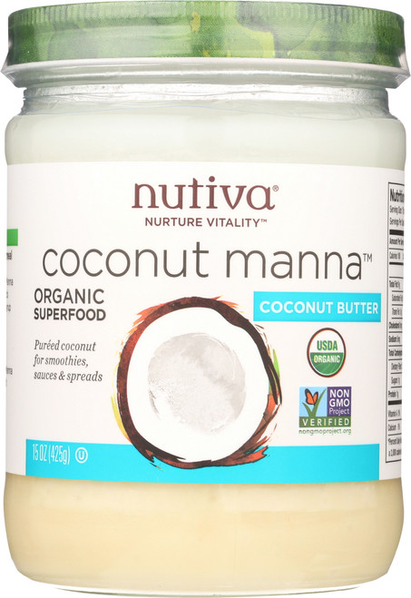Coconut Manna Coconut Butter