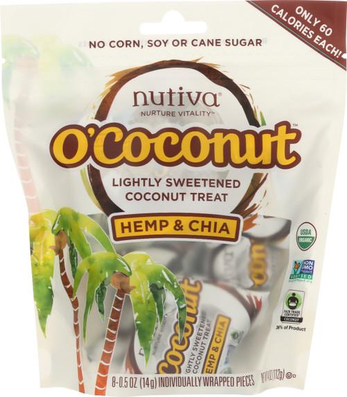 O'Coconut Hemp & Chia
