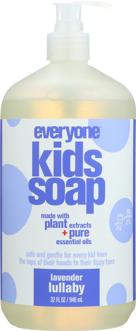 Everyone Kids Soap Lavender Lullaby Lavender Lullaby