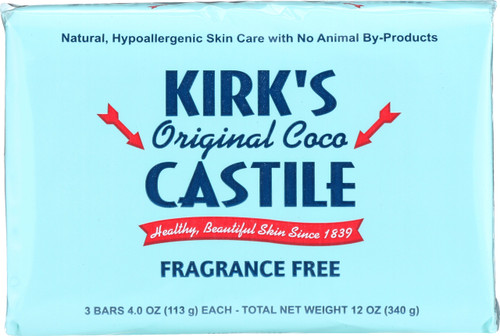 Castile Soap Bar Original Coco