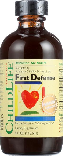 First Defense Immune Formula