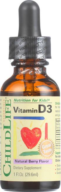 Vitamin D3 Berry