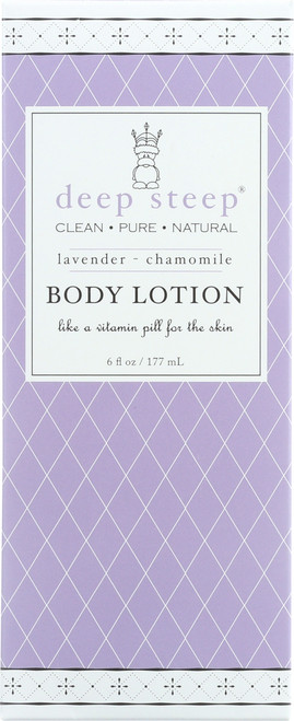 Body Lotion Lavender - Chamomile