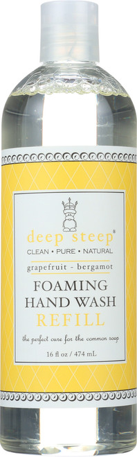 Hand Wash Grapefruit - Bergamot