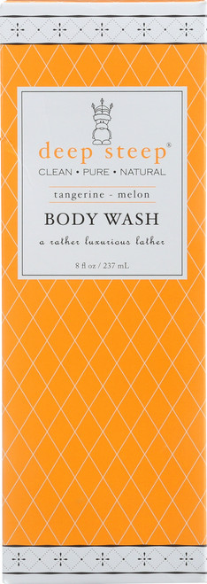 Body Wash Tangerine - Melon