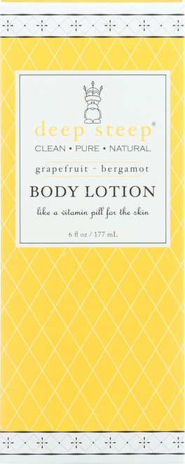 Body Lotion Grapefruit - Bergamot
