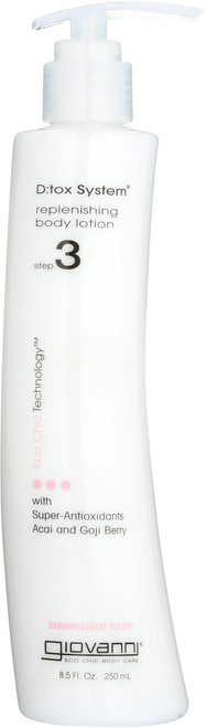 Body Lotion D:Tox System Replenishing Body Lotion (Step 3)