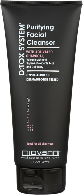 Facial Cleanser D:Tox System Purifying Facial Cleanser (Step 1)