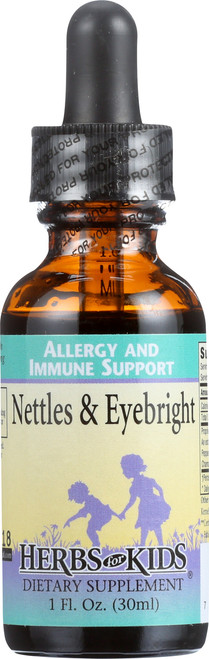 Nettles & Eyebright