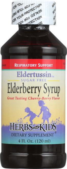 Eldertussin Elderbry Syrup