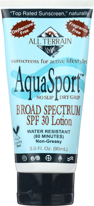 Aquasport Sunscreen Lotion